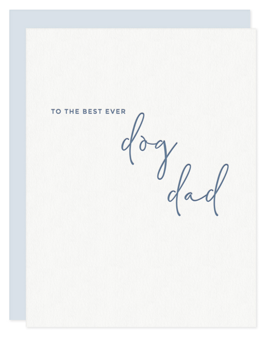 Dog Dad Card