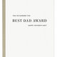 Best Dad Award Card