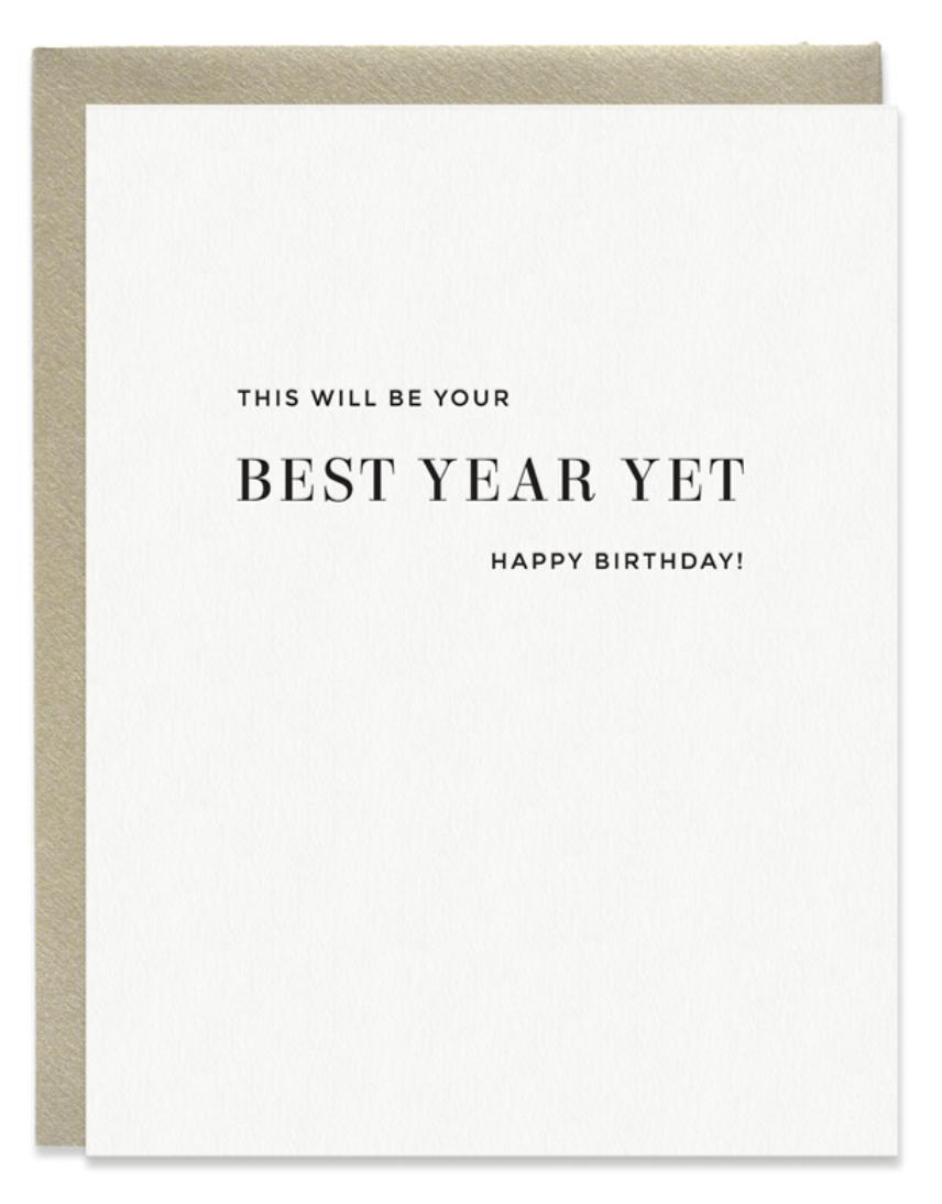 Best Year Yet Card