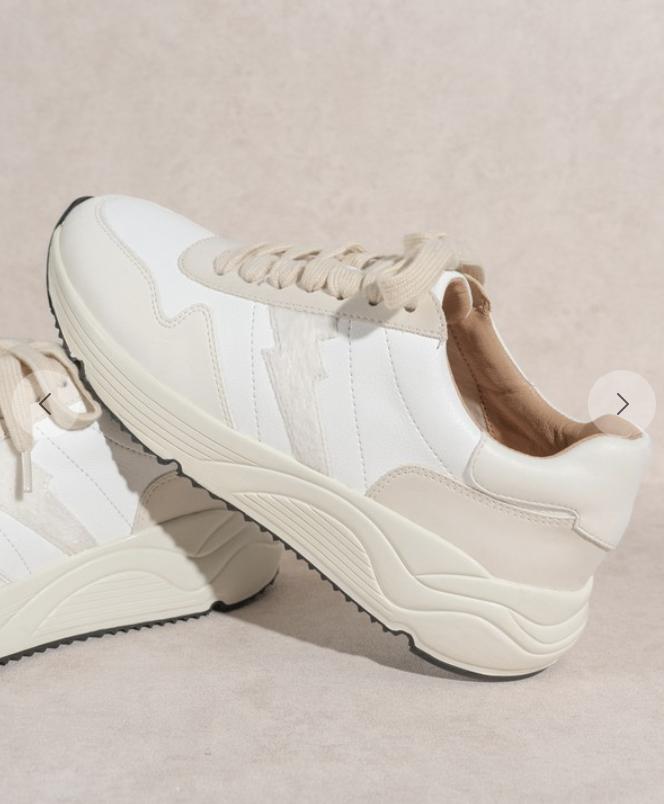 Beverly White Sneaker