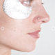 Hologram Foil Eye Mask