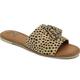 Keesha Leopard Sandal