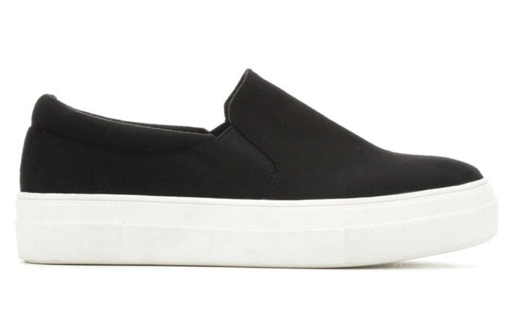 Hike Slip On Sneaker  Black