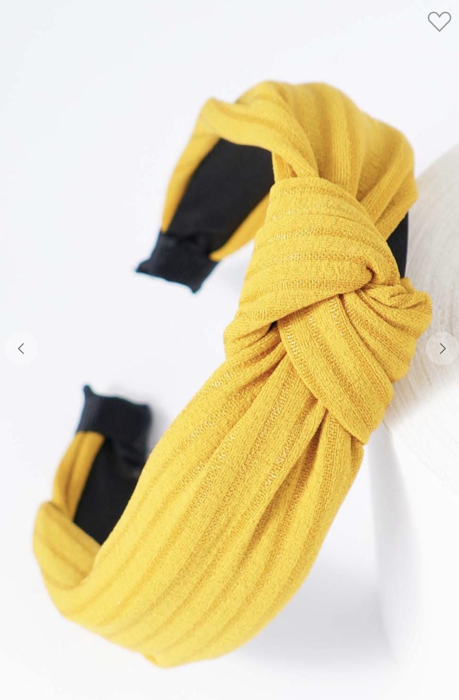 Striped Headband