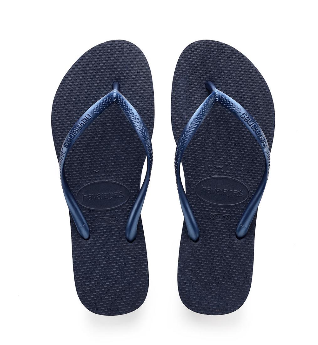 Havaianas Slim Flip Flop - Navy Blue