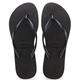 Havaianas Slim Flip Flop - Black