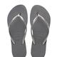 Havaianas Slim Flip Flop - Silver
