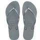 Havaianas Slim Flip Flop - Silver Blue