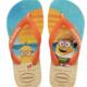 Havaianas Kids Slim Flip Flop - Orange Minions