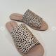 Ivy Cheetah Open Toe Sandal