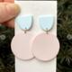 Pastel Duo Earrings