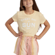 Girl's Breezy Beach Shorts