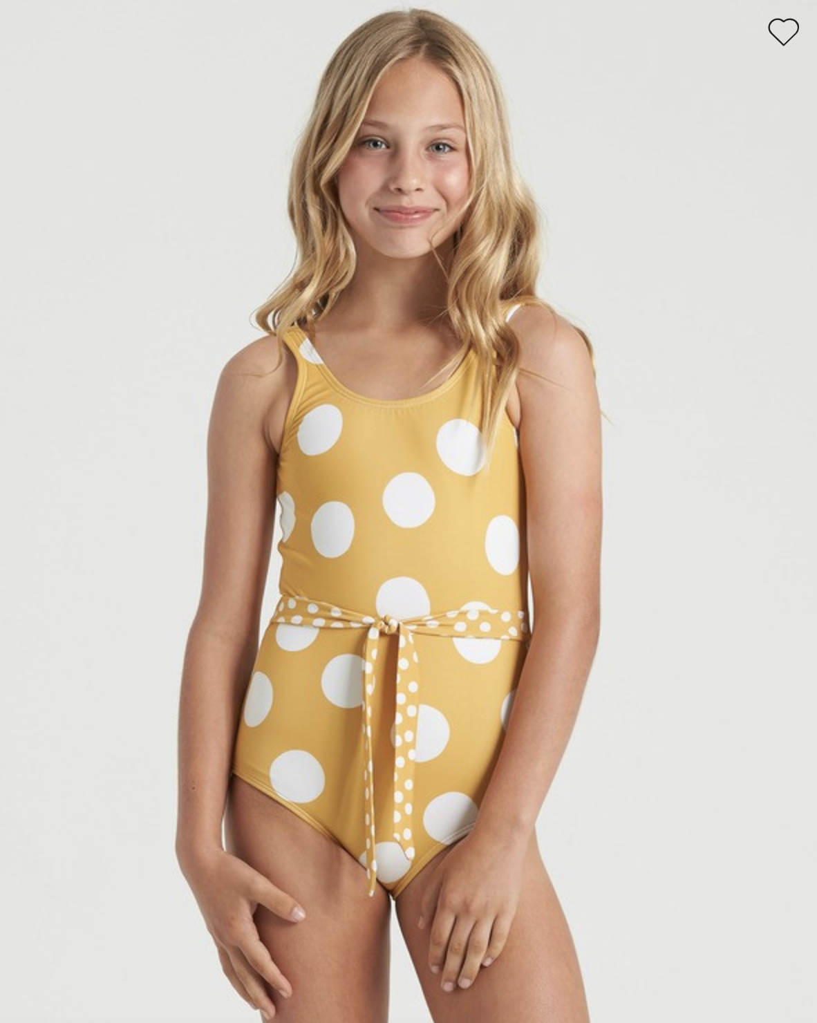Girls' 4Ever Sun One Piece Swim