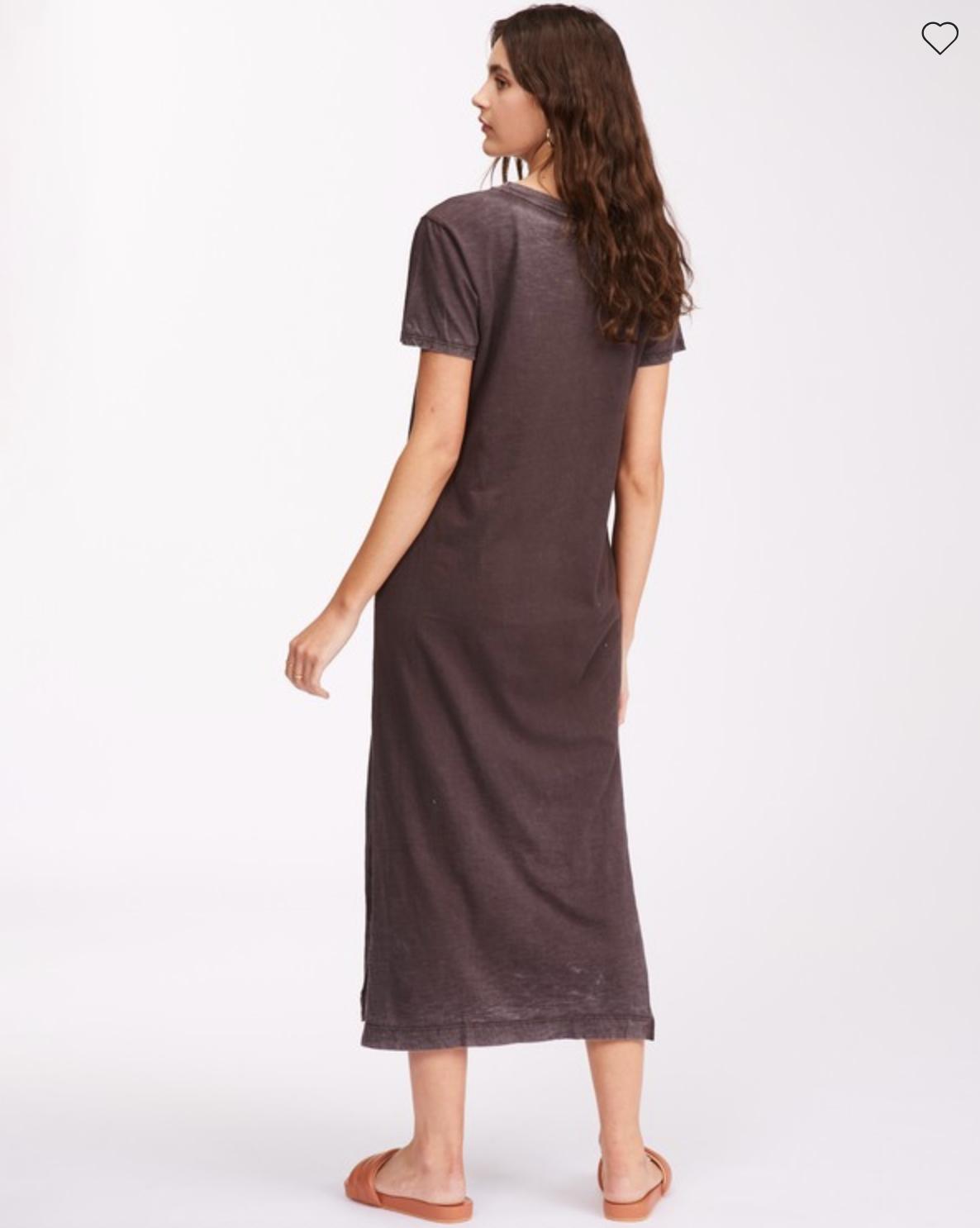 Summer Longline Knit Dress