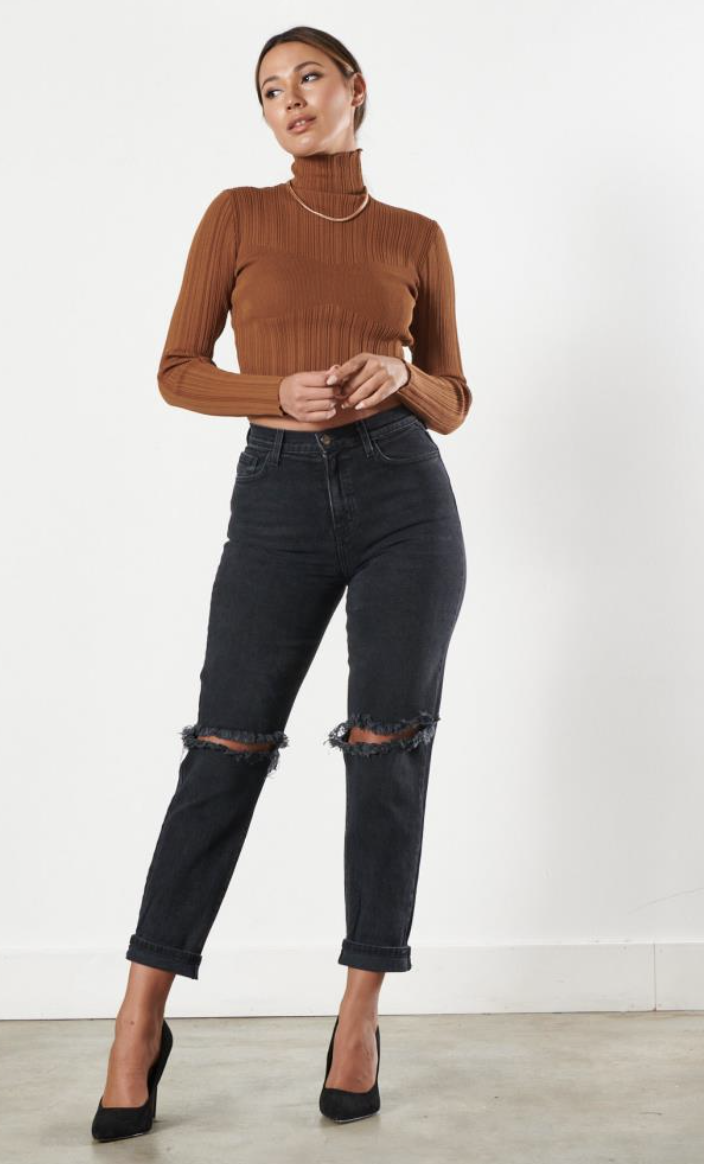 Busted Mom Jeans