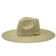 Sage Large Straw Hat