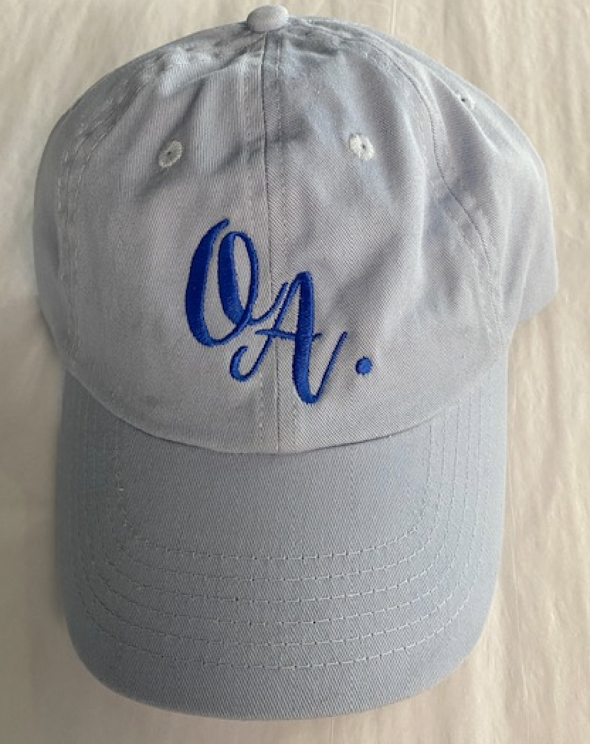 Light Blue OA Cap