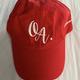 Red OA Cap