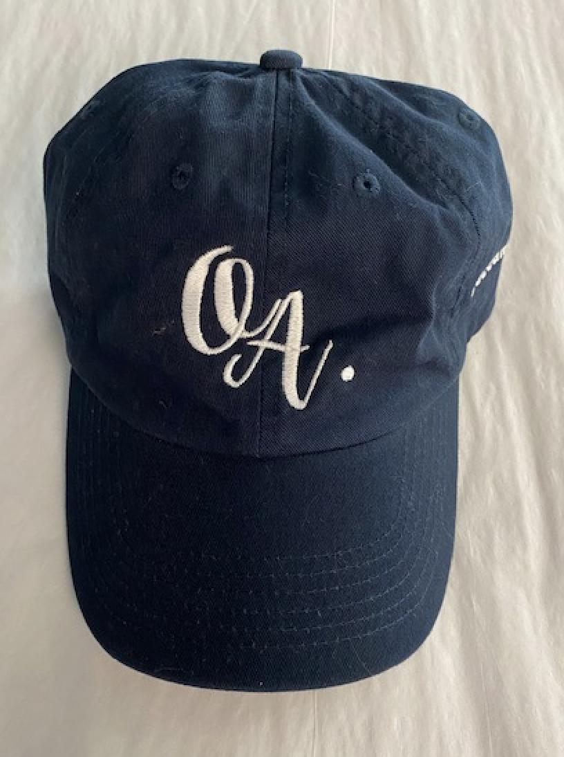 Navy OA Cap