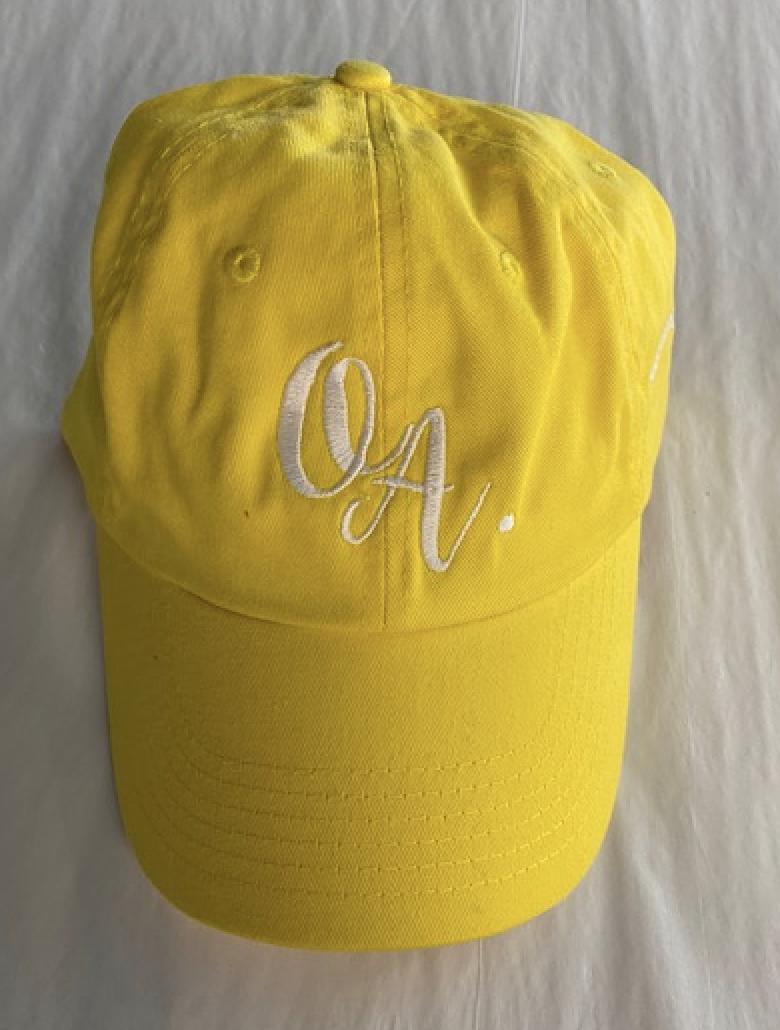 Bright Yellow OA CAp