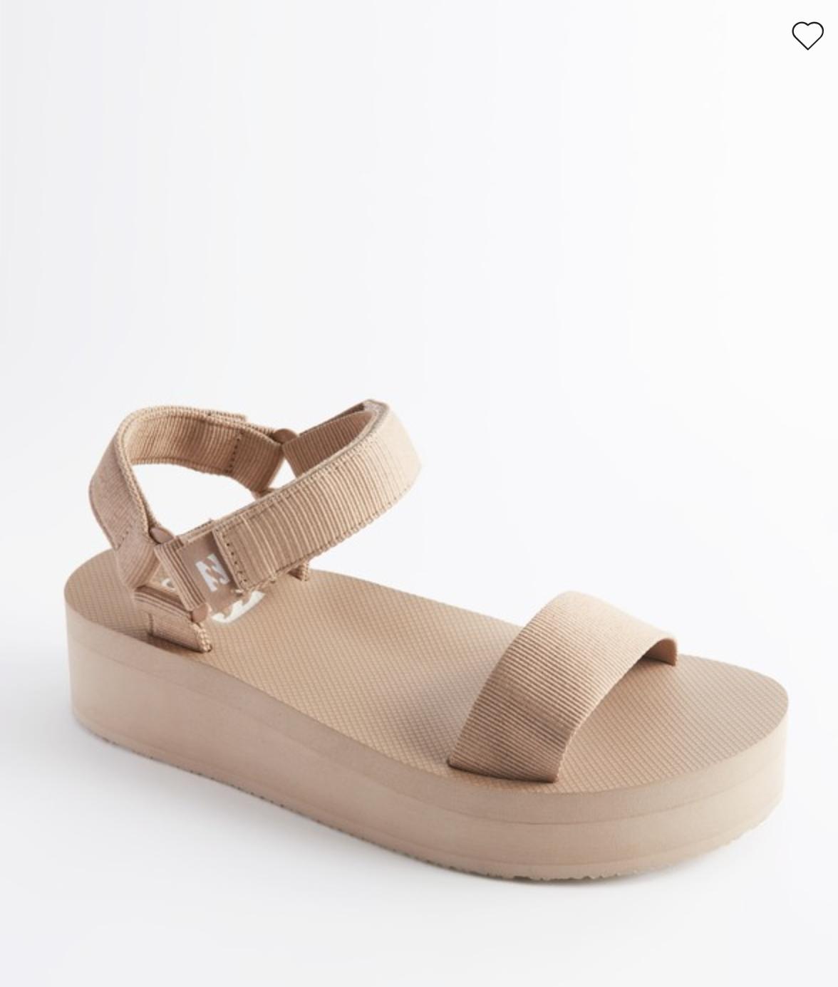 Kari On Platform Sandal