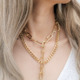 """16"""" Lightweight Curb Chain Necklace"""