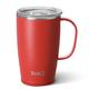 Swig Matte Red Travel Mug (18oz)