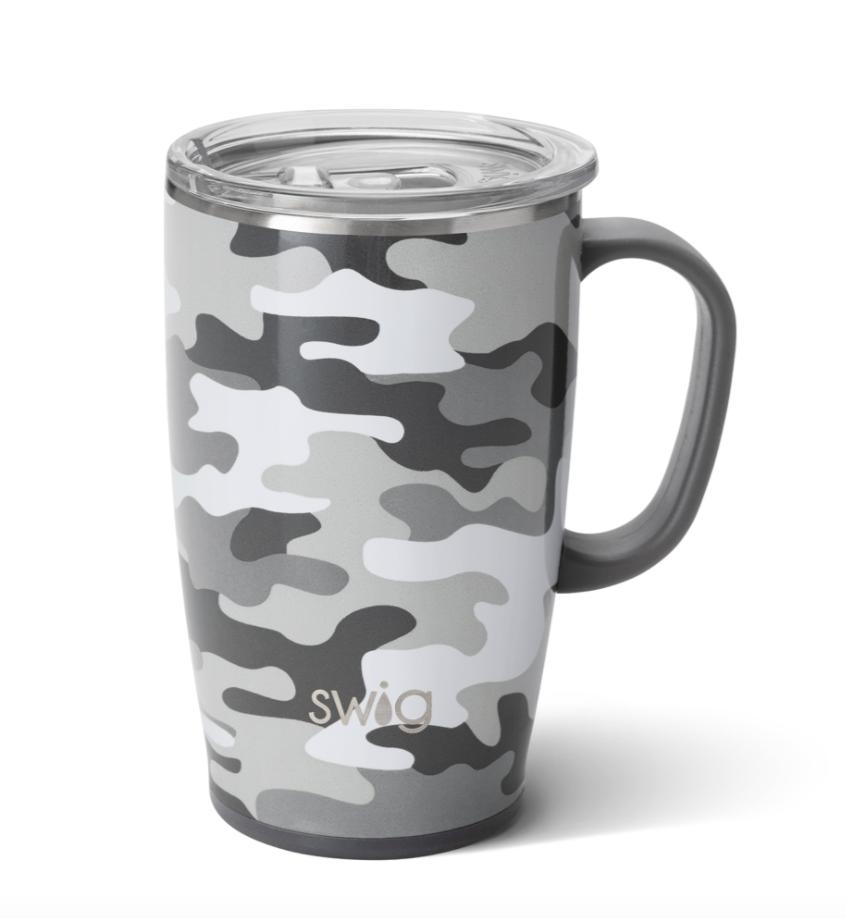 Swig Incognito Camo Travel Mug (18oz)