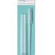 Swig Short Clear Reusable Straw Set