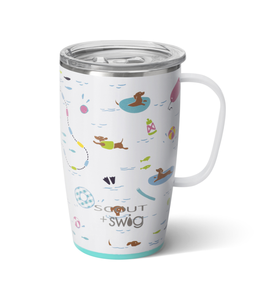 Swig Scout Float Couture Mug (18oz)
