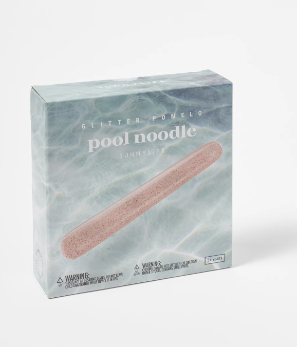 Glitter Pool Noodle