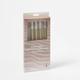 Reusable Metal & Silicone Straws