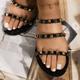 Joanie Black Sandal
