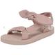 Blush Bow Strap Sandal
