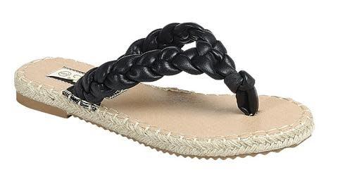 Exam Braided Sandal