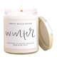 Winter Soy Candle