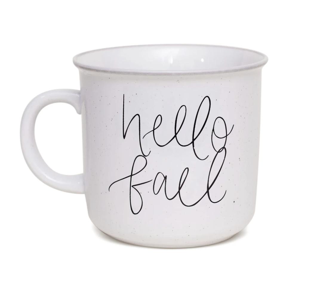 Hello Fall Coffee Mug