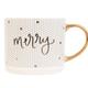 Merry Tile Coffee Mug