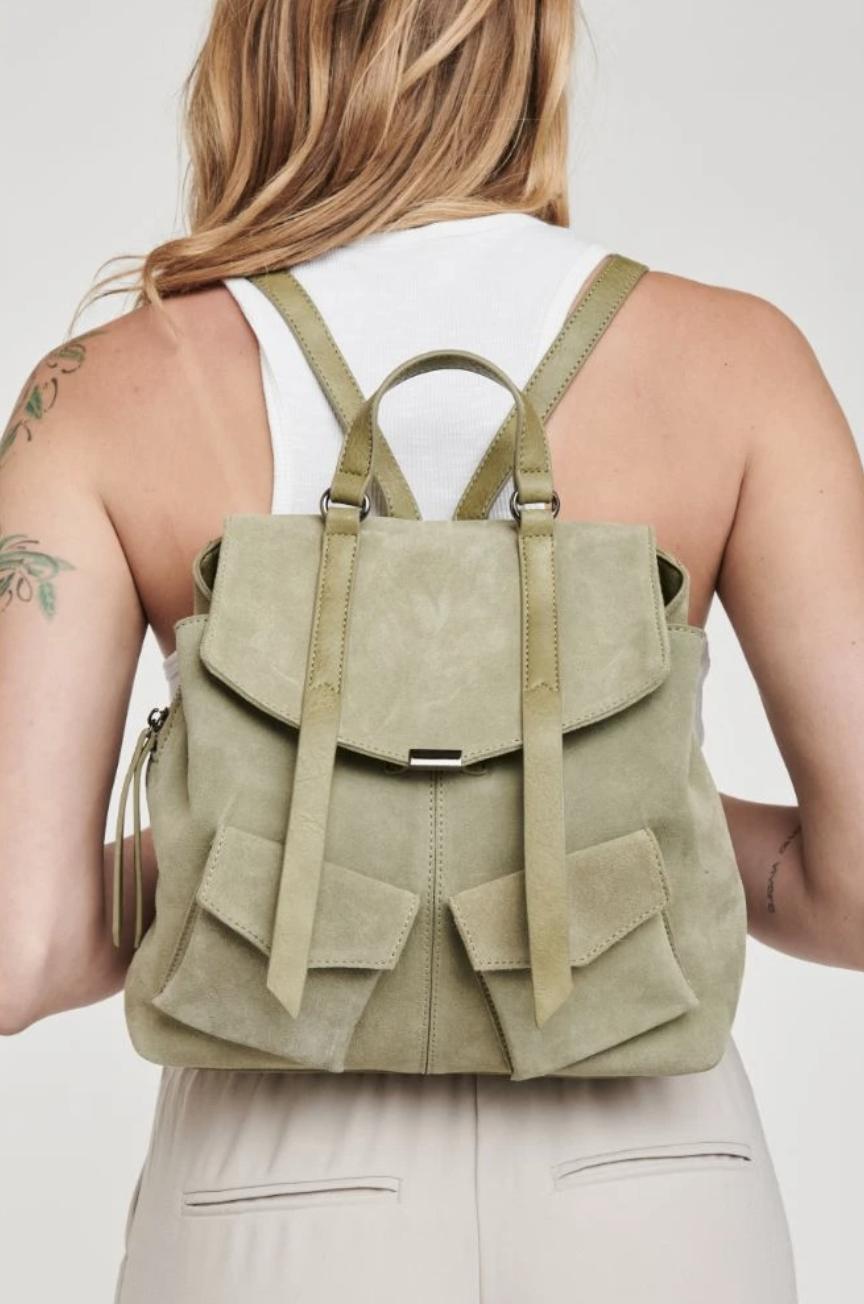 Charlie Backpack Sage