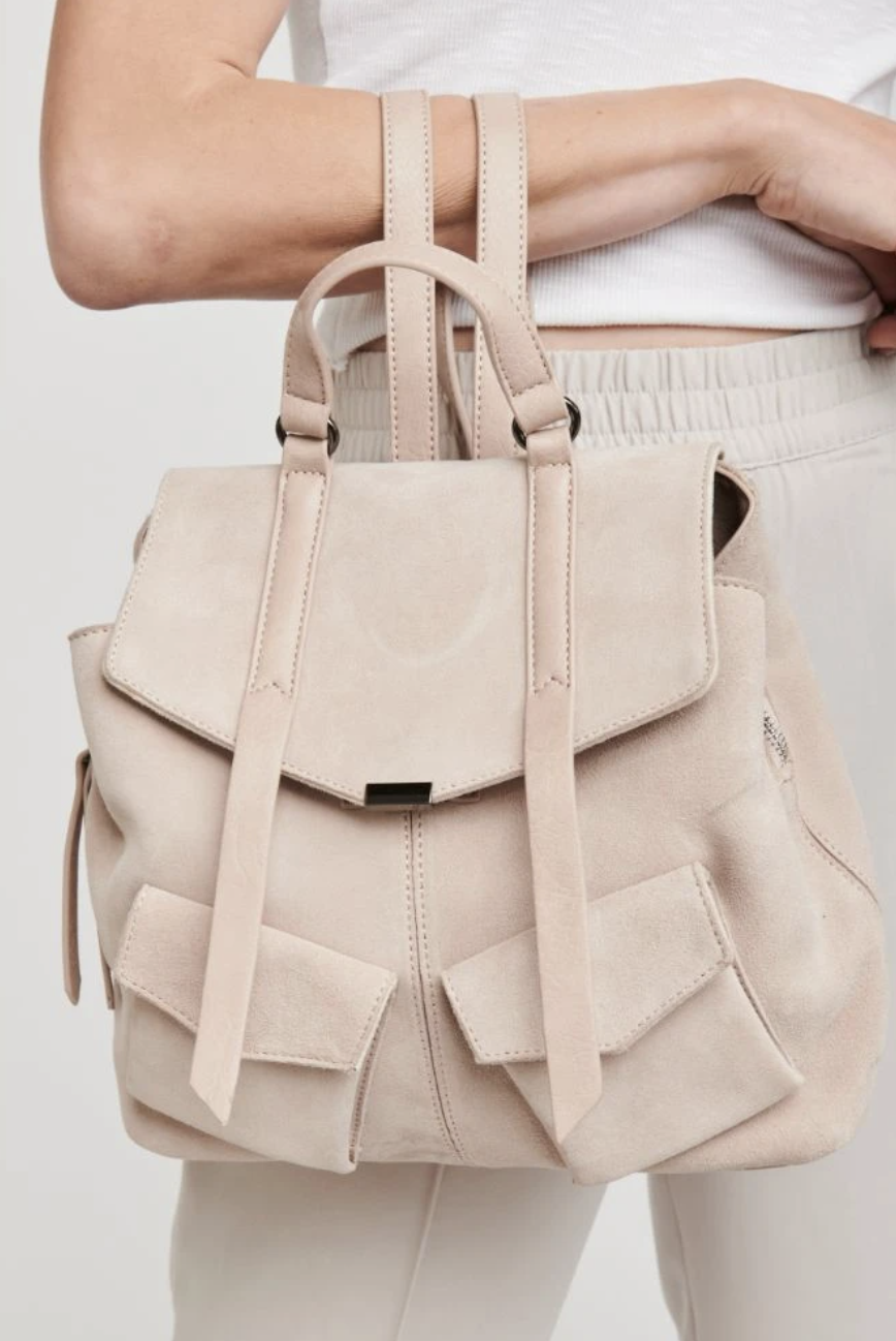 Charlie Backpack Natural