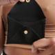 Sia Card Holder Black
