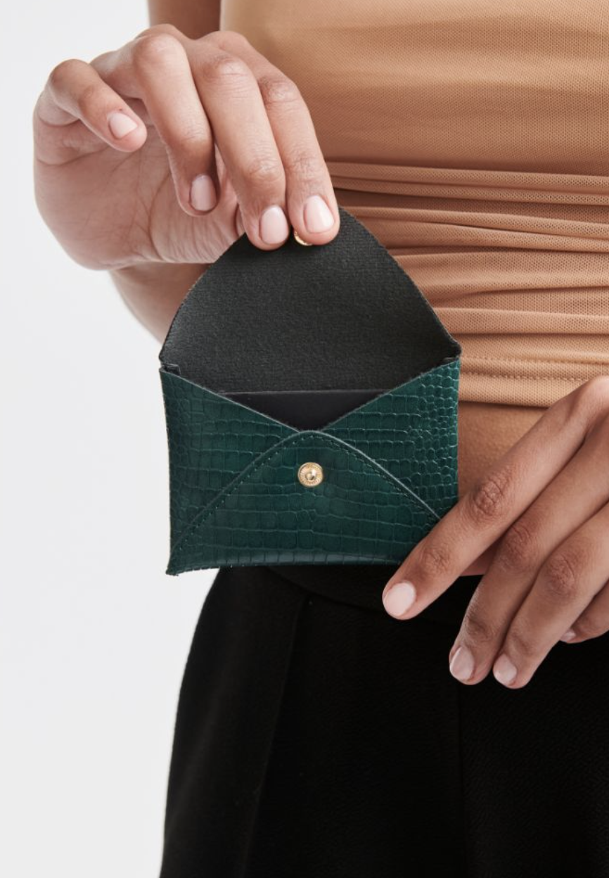 Sia Card Holder Forest