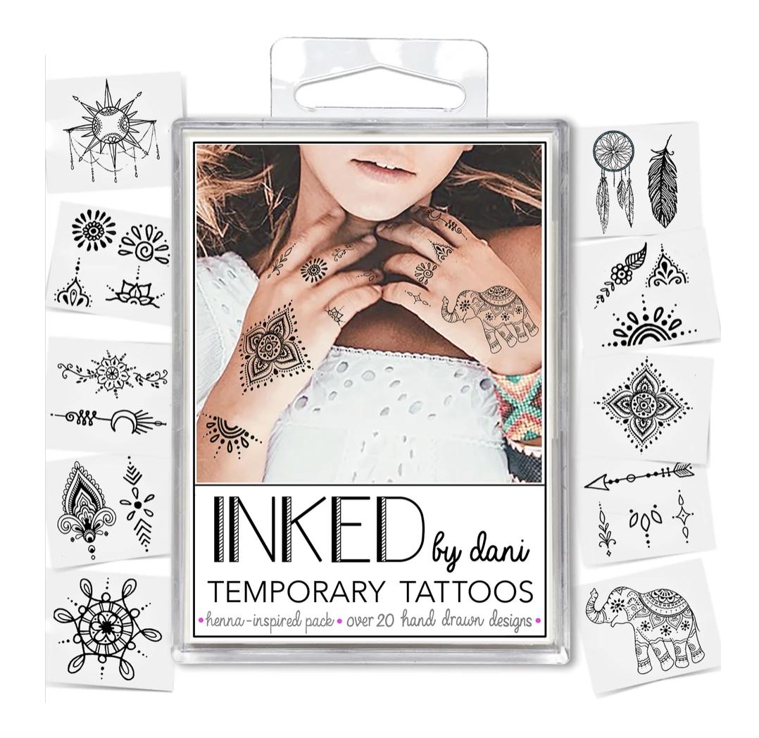 Henna-Inspired Pack