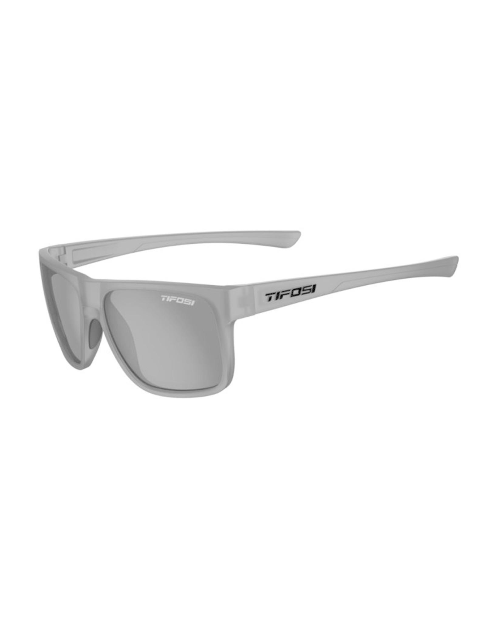 Tifosi Optics Swick, Satin Vapor Single Lens Sunglasses - Smoke