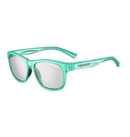Tifosi Optics Swank, Aqua Shimmer Fototec Sunglasses - Fototec Lens