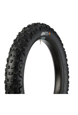 45NRTH 45NRTH Wrathchild Tire - 27.5 x 4.5, Tubeless, Folding, Black, 120tpi, 252 XL Concave Carbide Studs