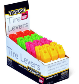 Pedros Pedro's, Tire lever, Pack of 24, Assorted colors single