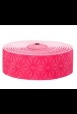 Supacaz CRD-Supacaz Super Sticky Kush Handlebar Tape, Hot Pink /set