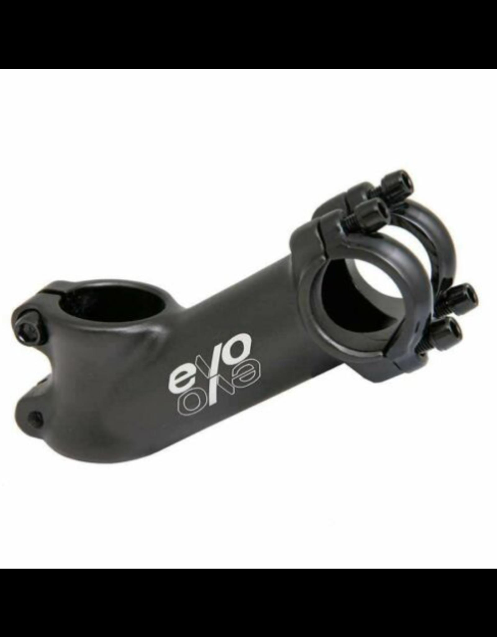 EVO EV , E-Tec, Stem, 28.6mm, 110mm, -35', 25.4mm, Black