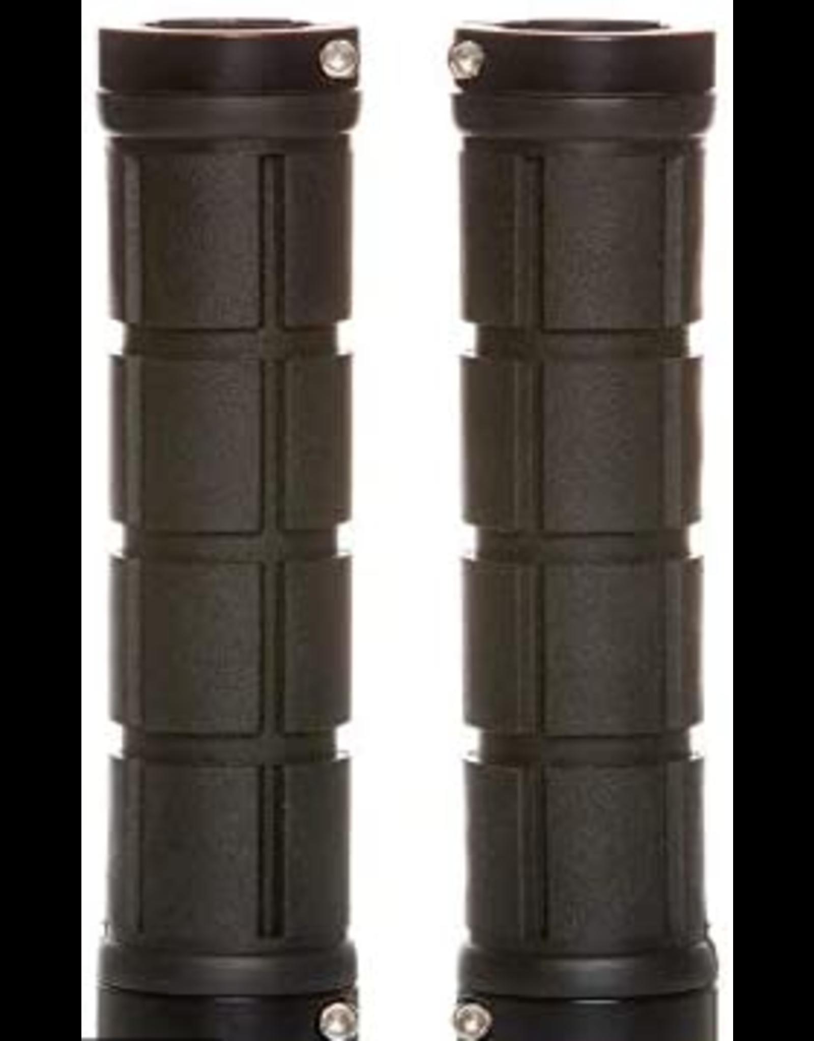 EVO EVO, Fasten, Grips, 130mm, Black